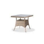стол садовый 4SIS Айриш, соломенный (YH-T4428G)