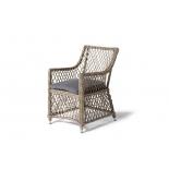 кресло плетёное 4SiS Латте, соломенное (ротанговое)
