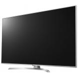 телевизор LG 49UJ655V, серебристый