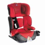 автокресло детское Chicco Oasys Evo FixPlus 2-3 (15-36 кг), красное