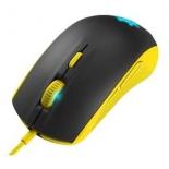 мышка SteelSeries Rival 100 Proton желтая/черная