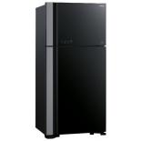 холодильник Hitachi R-VG662 PU3 GBK черный