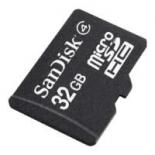 карта памяти SanDisk microSDHC Card 32GB Class 4