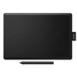 планшет для рисования Wacom One by Medium CTL-672-S, чёрно-красный