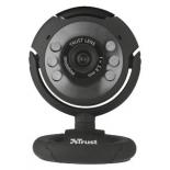 web-камера Trust SpotLight Webcam, черная
