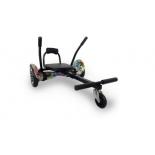 гироскутер Hoverbot 2.0 (ховеркарт), черный