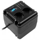 Стабилизатор напряжения SVEN VR-L600, черный