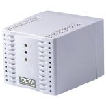 Стабилизатор напряжения Powercom TCA-1200,  белый