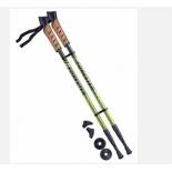 палки для скандинавской ходьбы Berger Forester (67-135 см), болотно-жёлтые