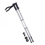 палки для скандинавской ходьбы Berger Longway (77-135 см), серо-черные