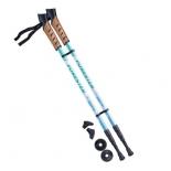 палки для скандинавской ходьбы Berger Forester (67-135 см), бело-мятные
