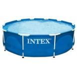 бассейн каркасный Intex Metal Frame 28200 (4485 л)