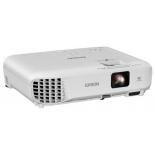 мультимедиа-проектор Epson EB-X05, белый