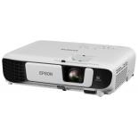 мультимедиа-проектор Epson EB-S41, белый