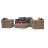 мебельный гарнитур 4sis лаунж зона,  Капучино Сингл