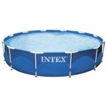 бассейн каркасный Intex Metal Frame 28210/56994