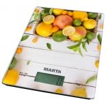 кухонные весы Marta MT-1634 цитрусовый микс