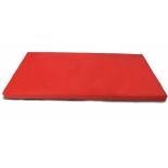 мат гимнастический Мат № 9 (100 х 150 х 10) красно/жёлтый