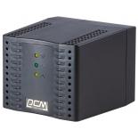Стабилизатор напряжения Powercom TCA-3000-BLACK 3000VA черный