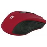 мышка Defender Accura MM-935, красная