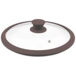крышка для посуды TimA 4820BR (20см) коричневая