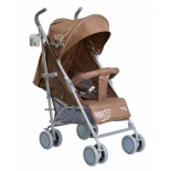 коляска Liko Baby BT109 City Style, темно-бежевая