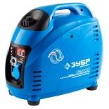 электрогенератор ЗУБР ЗИГ-1200, синий