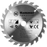 диск пильный Hammer Flex 205-129 CSB WD (по дереву