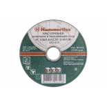 диск отрезной Hammer Flex 232-015 (125 x 1.6 x 22,23 A 40 S BF)
