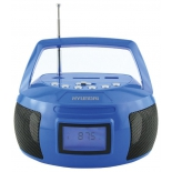 магнитола  Hyundai H-PAS160, синяя