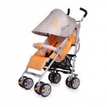 коляска Baby Care Polo, светло-оранжевая