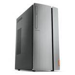 фирменный компьютер Lenovo Ideacentre 720-18IKL (Core i7-7700/8Gb/2000Gb/DVD-RW/NVIDIA GeForce GTX 1050Ti/LAN/DOS), чёрный