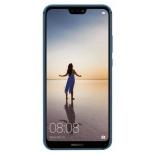 Смартфон Huawei P20 Lite 4/64Gb, синий, купить за 18 765руб.