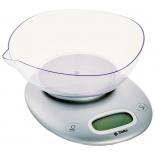 весы кухонные Delta КСЕ-34, серебро