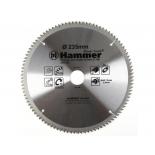 диск пильный Hammer Flex 205-303 CSB AL (по алюминию)