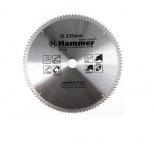 диск пильный Hammer Flex 205-209 CSB PL (по ламинату)