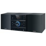 музыкальный центр Hyundai H-MS260 черный