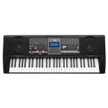 электропианино (синтезатор) Tesler KB-6180 (с дисплеем)