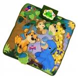 товар для детей Chicco Джунгли, Игровой музыкальный коврик