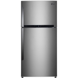 холодильник LG GC-M502HMHL серебристый