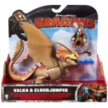 товар для детей Dragons Большой дракон и всадник (25906)