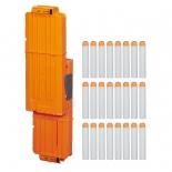 товар для детей Hasbro nerf модулус сет 1: запасливый боец, белый / оранжевый
