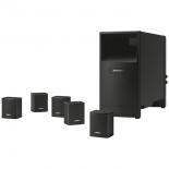 комплект акустических систем Bose Acoustimass 6 V (5.1ch), чёрные