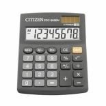 калькулятор Citizen SDC-805BN 8-разрядный, чёрный