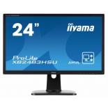 монитор Iiyama  XB2483HSU-B2 черный