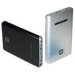 аксессуар для телефона Harper PB-6000 (6000 mAh), серебристый