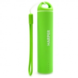 аксессуар для телефона Harper PB-2602 2200 mAh, зеленый