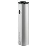 аккумулятор универсальный Внешний аккумулятор GP GPFN03MSE-2CRB1 3000 mAh серебристый