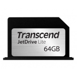 карта памяти Transcend JetDrive Lite 330 64Gb (для Apple MacBook Pro Retina 13