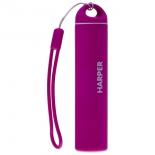 аксессуар для телефона Harper PB-2602 2200 mAh, розовый